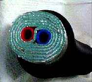 Insulated Pex Pipe 5-wrap