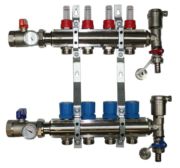Four port Rifeng Manifold