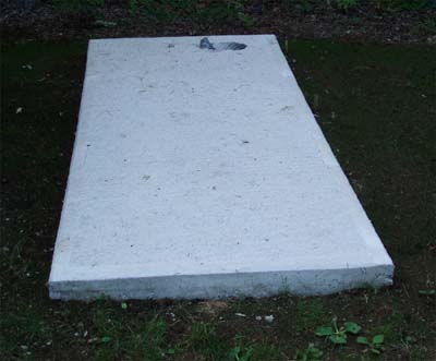 outdoor wood furnace concrete pad