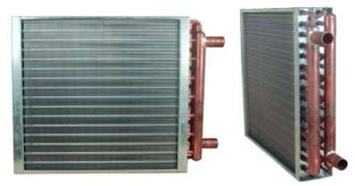water-to-air heat excchanger