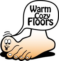 Radiant heat Warm toes radiant heat