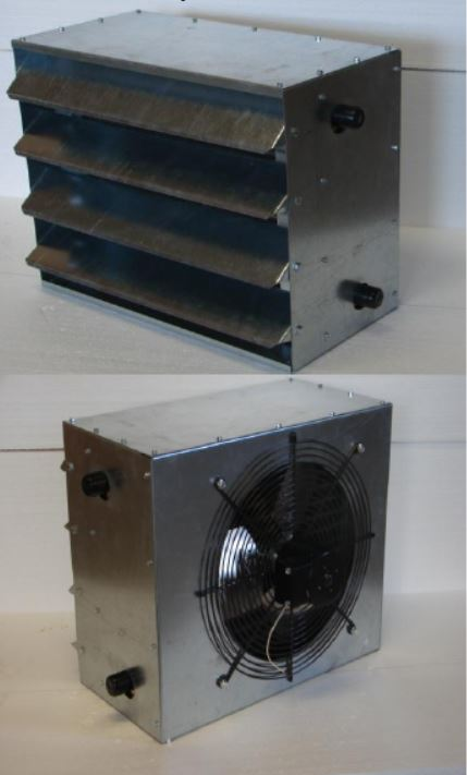 Hanging Heat Exchanger Or Unit Heaters